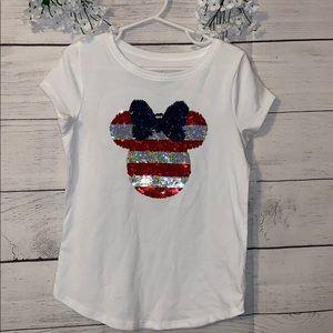 Other - Disney short sleeve T-shirt, Minnie Mouse, 6x